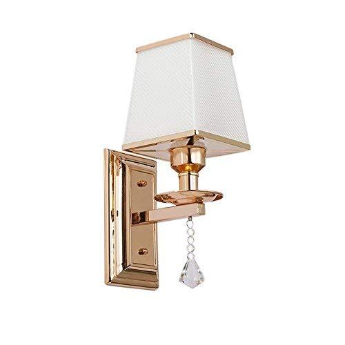 (European Style Wall Light E27 Led Bulb Wall Lamp Wall Mounted Bedside Reading Lamps Modern Wall Sconce Luxury Hotel Aisle Corridor HGSS-008-1)
