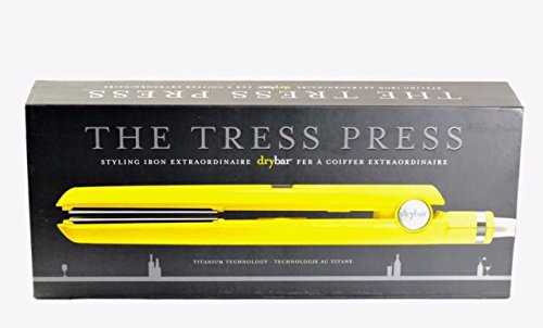 Tress Press Styling Iron (Official Styling Tool of Drybar)