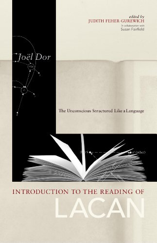 Introduction to the reading of lacan the unconscious structured introduction to the reading of lacan the unconscious structured like a language lacanian clinical fandeluxe Image collections