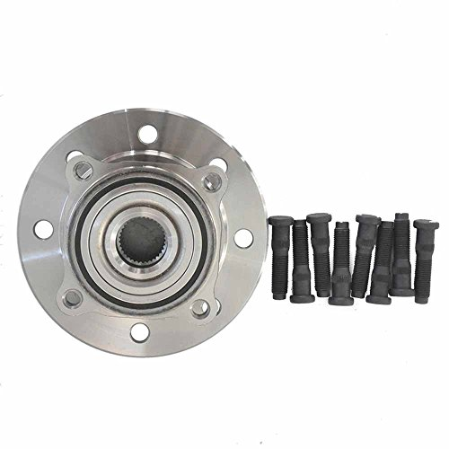 DRIVESTAR 515070x2 Pair:2 Front Left & Right Wheel Hub & Bearings for 94-99 Dodge Ram 3500 2WD 4WD by DRIVESTAR (Image #2)