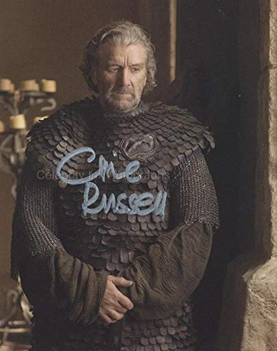 Clive Russell casualty