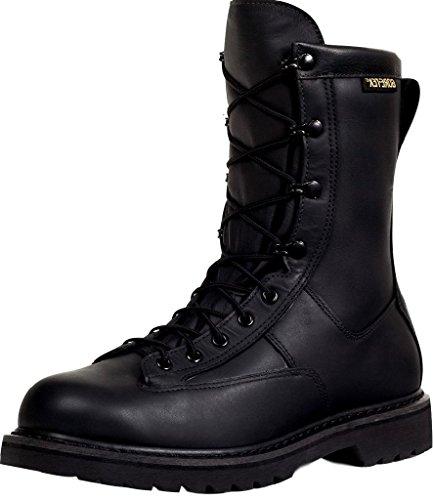 Rocky Men's 9'' Duty Leather Work Boots