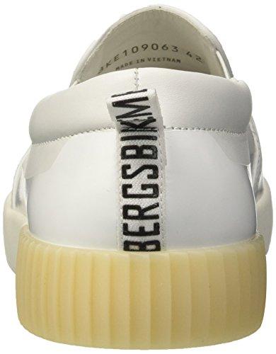 Sneaker Uomo 2176 Bianco Cosmos Bikkembergs Infilare FfaZYvwq