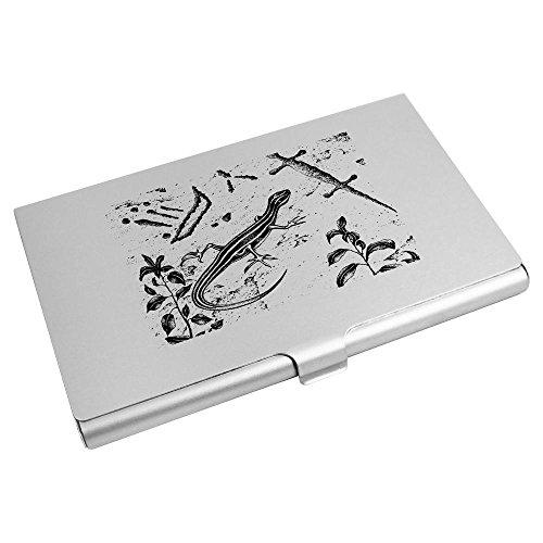 Wallet Azeeda Card Holder Card Business CH00010159 Scene' Credit 'Lizard 0qFPr0