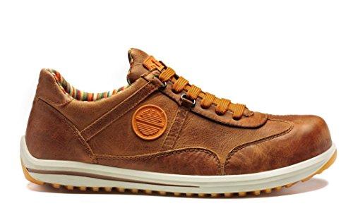 Rassig Schuh S3 SRC 43 Marrone