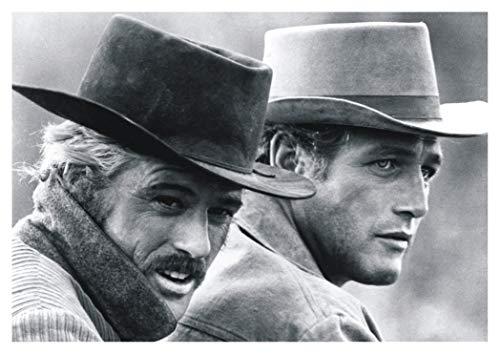 Butch Cassidy and the Sundance Kid, Robert Redford, Paul Newman, Movie, Souvenir, Refrigerator, Locker Magnet 2 x 3 Fridge Magnet