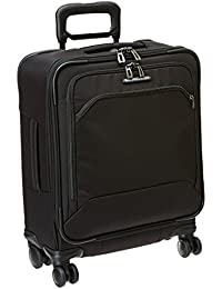 International Carry-On Wide-Body Spinner, Black, One Size