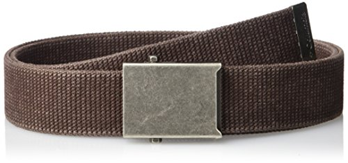 Columbia Men's Military-Style Belt, Brown, (Columbia Brown Belt)