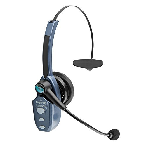 VXi BlueParrott B250-XTS-Noise Canceling Bluetooth Headset (Renewed)