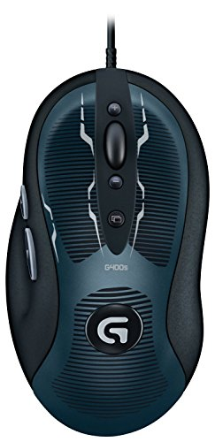 Logitech G400s Optical Gaming Mouse (Certified Refurbished)