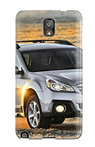 New Arrival Premium Note 3 Case Cover For Galaxy (subaru Outbacks 16)