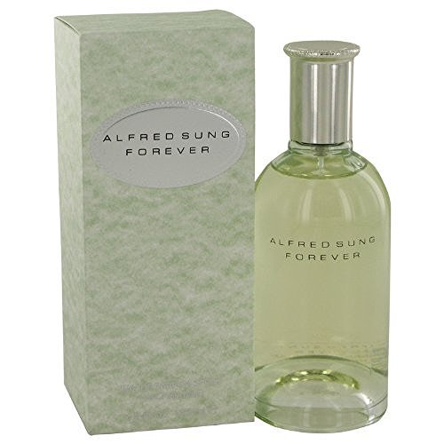 Alfred Sung Forever Eau de Parfum Spray for Women, 4.2 Fluid Ounce