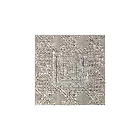 Sabanalia Giovanna - Colcha de piqué (disponible en varios tamaños y colores), Cama 150 - 250 x 280, blanco