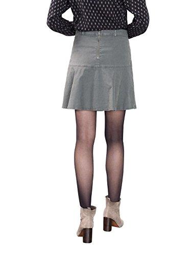 ESPRIT, Falda para Mujer Gris (dark Grey 020)