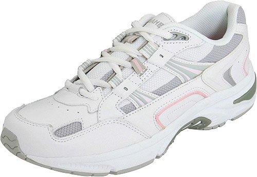 Vionic Women's Walker Classic Shoes, 7 C/D US (Wide) Whit...