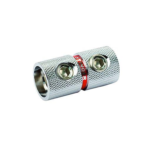 - Stinger SPT5210 PRO Classic 1/0 Gauge Input/Output Shoc-Krome