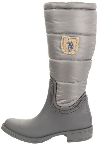 Carolina Us grey Gris Bottes Femme Polo Assn OOxrqfpE