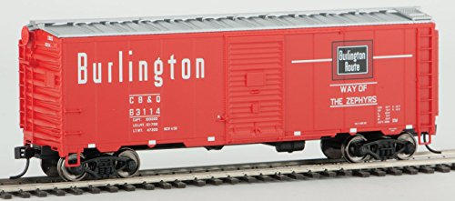 (Walthers-40' AAR 1948 Boxcar - Ready to Run -- Chicago, Burlington & Quincy #631)