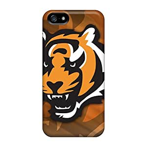 New Cute Funny Cincinnati Bengals Case Cover/ Iphone 5/5s Cases Covers