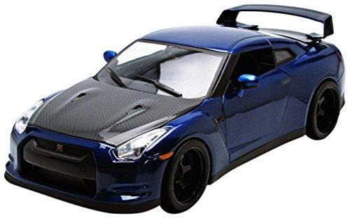 compra en línea hoy Jada Juguetes - 97035 - Rápido y Furioso 7, Modelo Modelo Modelo de Nissan GTR R35-2009 Escala 1 18  hasta 42% de descuento