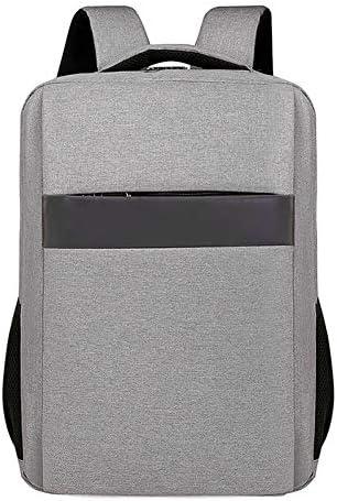 メンズバックパック,メンズバックパック,メンズビジネスバックパック、反射ブライトストライプバックパックは、15.6インチのラップトップバッグを収納できます