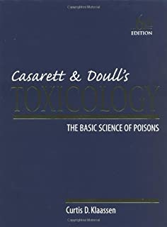Goldfranks toxicologic emergencies eighth edition toxicologic casarett doulls toxicology the basic science of poisons 6th edition fandeluxe Image collections