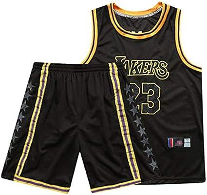 NBA Lebron James NO.23 Retro, Camiseta y Pantalones de Jugador de ...