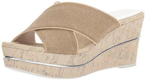 Donald J Pliner Dani2 Plateforme Sandale Naturelle