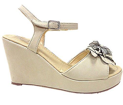 Sandales De Mode Féminine Fashionfolie