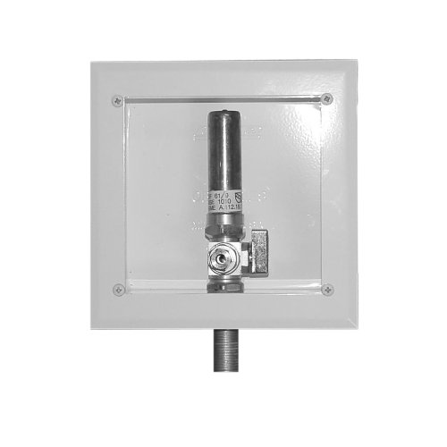 LSP OB-509-LL Ice Maker Box with Mip Valve and Water Hamm...