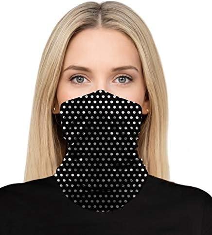 Bandana face mask for men women cloth face mask washable dust mask reusable
