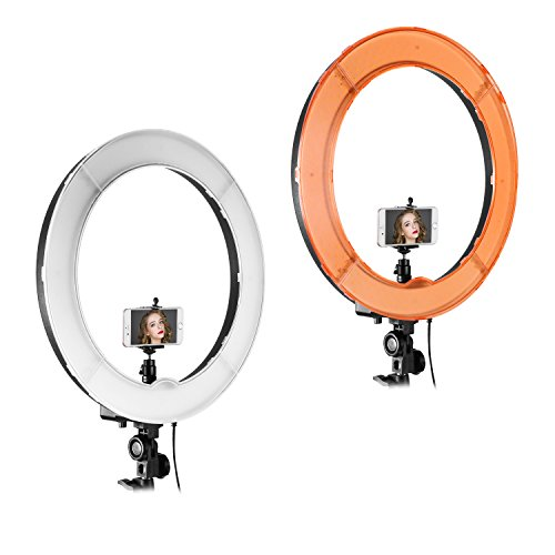 Never a bad selfie again! How? Use an awesome LED Ring Light 9