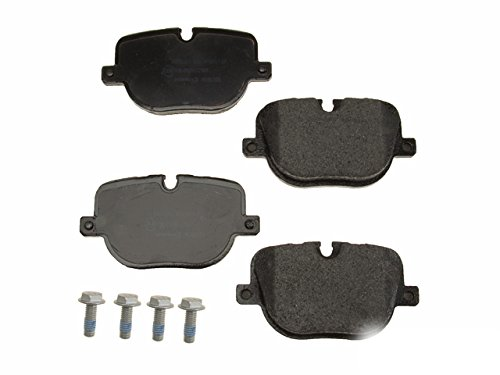 Replacement Mintex Rear Brake Pads (Full set for Rear Axle) MDB3113