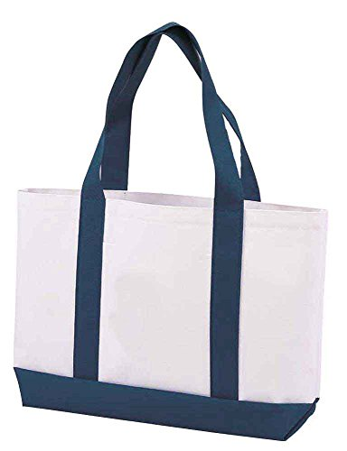 DALIX Shopping Cotton Canvas Grocery