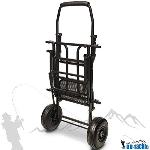 DD-Tackle Chariot de Transport /à roulettes Format XXL