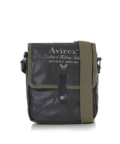 Oscuro bolsa Marrón Alifax Avirex AVXALFA11AI1516 zIwqB7qdx