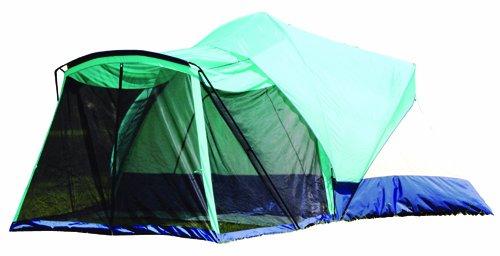 Texsport Meadow Breeze Screen Porch Tent (Blue/White, 14-Feet X 15-Feet X 78-Inch), Outdoor Stuffs