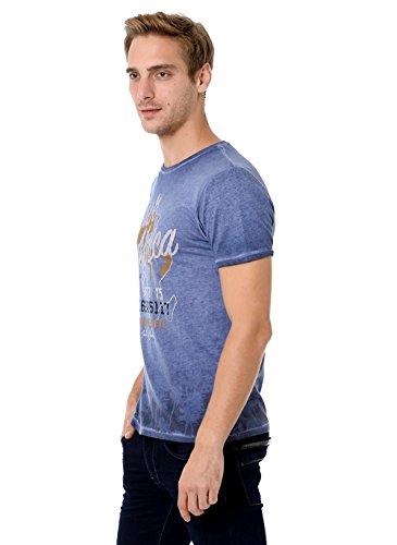 JACK & JONES Shirt 12107991-BLU