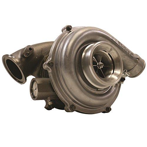Bd Diesel Turbocharger (BD Diesel 1045821 Screamer Performance Exchange Turbo Stage 2 GT37 Turbo 10 Blade Turbine Wheel Billet 11 Blade 63 mm Inducer/88 mm Exducer Compressor Wheel Screamer Performance Exchange Turbo)