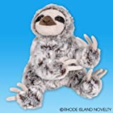 Sloth Animal Den Plush 8