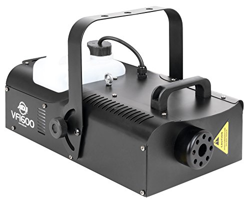 ADJ Products VF1600 1500-Watt Mobile Fog Machine (Dj Fog Machine)