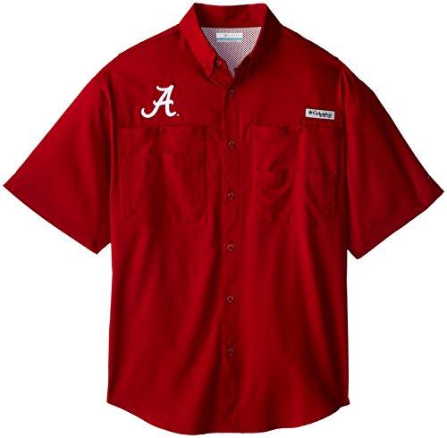 NCAA Alabama Crimson Tide Collegiate Tamiami Shirt