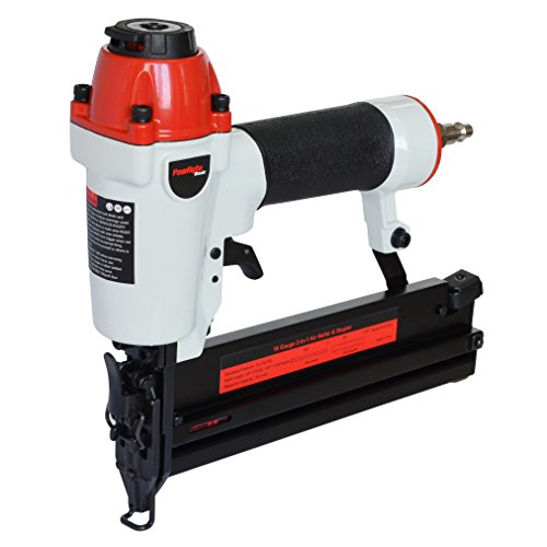 c 18 Gauge 2-in-1 Air Brad Nailer/Narrow Crown Stapler (Air Brad Nailer)