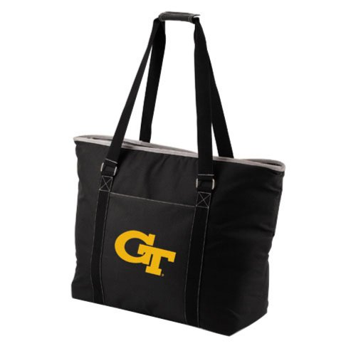 picture of Picnic Time Picnic Time Collegiate Tahoe Cooler Tote, Black