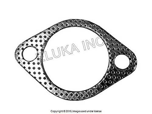 2 x BMW Exhaust Gasket - Manifold to Catalytic Converter to Front Muffler E39 E4 528i 323Ci 323i 328Ci 328i Z3 2.5 Z3 2.8