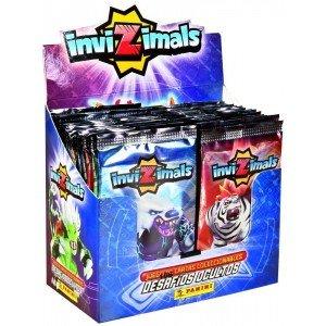 Invizimals (50 Paquetes Cartas): Amazon.es: Juguetes y juegos