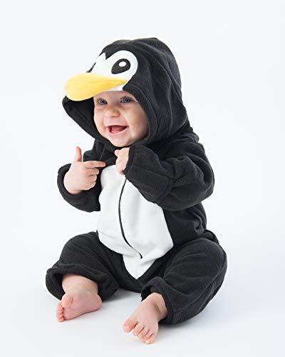 e50216fd Funzies Forro Polar – Pijama De Invierno Entero, Disfraz Para Bebés ...