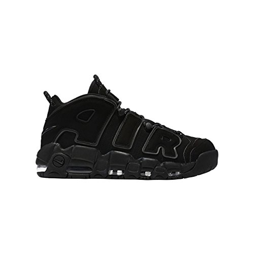 Nike Air More Uptempo 'Black Reflective' - 414962-004 - clearance recommend pay with visa for sale discount shopping online big sale cheap online laBps