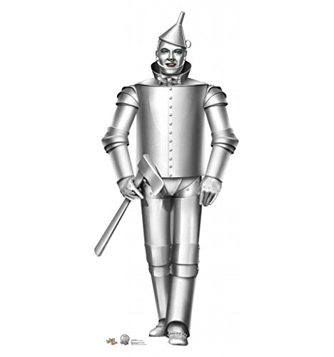 Tin Man - The Wizard of Oz 75th Anniversary (1939) - Advanced Graphics Life Size Cardboard Standup