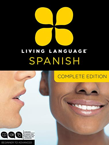 Living Language Spanish, Complete Edition (Best Way To Learn To Read French)